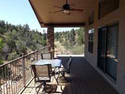 Payson Home Deck