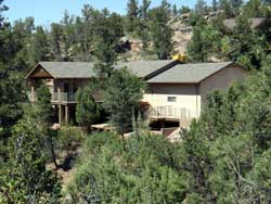 Payson Canyon Home